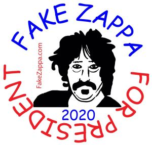 Fake Zappa For President [Recovered]
